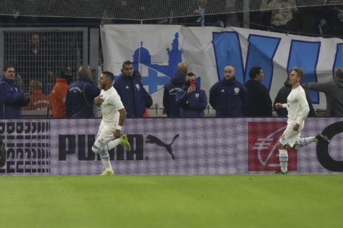 Super sub Radonjic scores as Marseille draws 1-1 at Metz