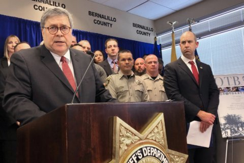 US attorney general says feds will focus on high-crime areas