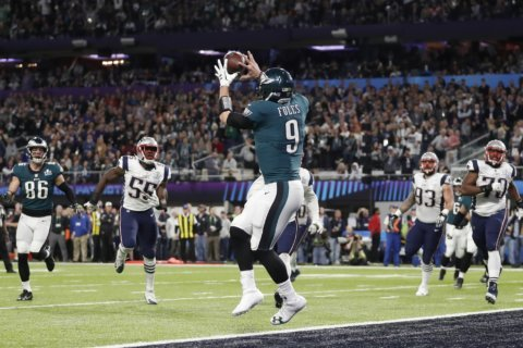 NFL At 100-AP Was There-Super Bowl 52