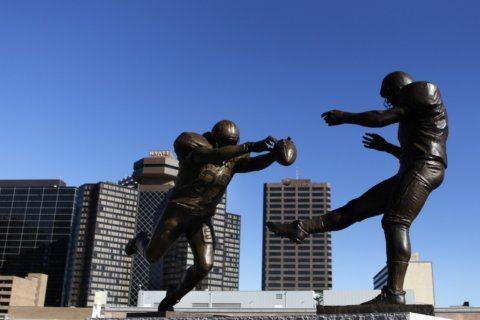 NFL at 100: Saints top Falcons in post-Katrina 'Domecoming'
