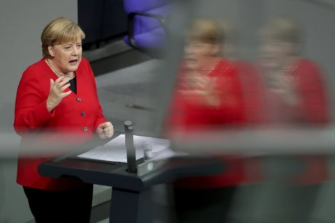 Germany's Merkel calls for united EU approach to China