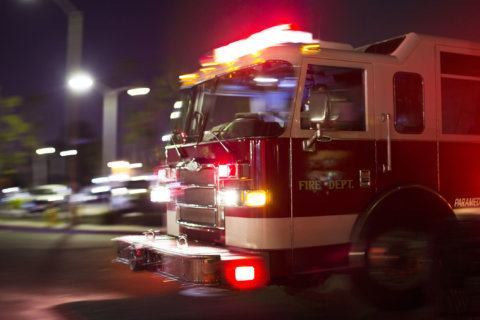 Alexandria fire leaves one dead and two injured