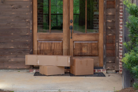 How to prevent 'porch pirates' from pilfering holiday packages from your front stoop