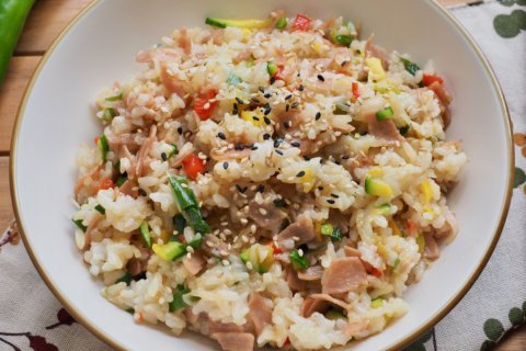 Recall: 86 tons of chicken fried rice for plastic bits; Maryland impacted