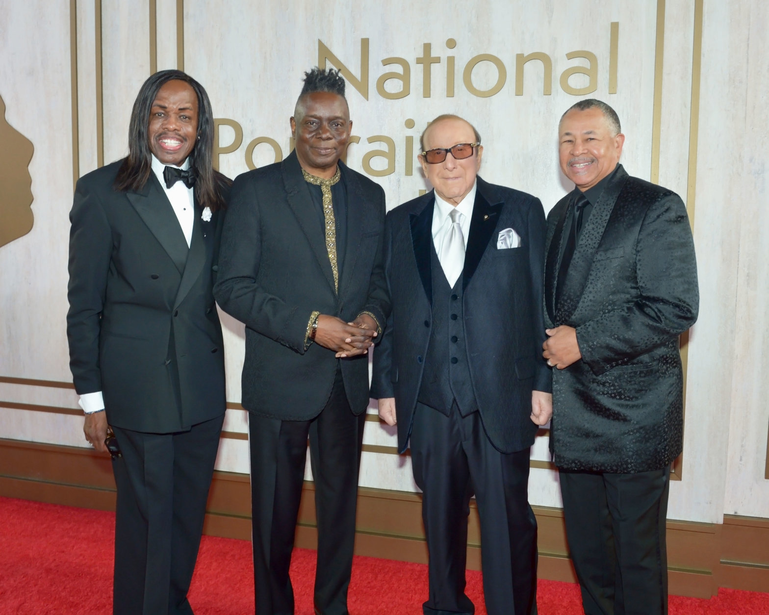 """<p dir=""""ltr"""">Finally, from the music world, the gala honored Earth, Wind &amp; Fire, including Maurice White (posthumously), Philip Bailey, Verdine White and Ralph Johnson.</p> <p dir=""""ltr"""">&#8220;What&#8217;s not to love?&#8221; Sajet said. &#8220;They&#8217;ve been one of the longest-serving bands, won many Grammys and all sorts of amazing awards. They&#8217;ve just got lots of flair and excitement.&#8221;</p> <p dir=""""ltr"""">The prize was presented by Hall of Fame producer Clive Davis.</p> <p dir=""""ltr"""">Earth, Wind &amp; Fire even gave a special performance.</p> <p>&#8220;The Kogod Courtyard is the greatest place to have a party in all of Washington,&#8221; Sajet said. &#8220;It has this glass canopy made by Norman Foster. It&#8217;s really an undulating wave of glass. You can imagine when it&#8217;s lit up at night, it just sparkles.&#8221;</p>"""