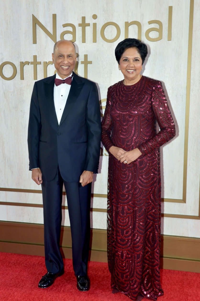 """<p dir=""""ltr"""">From the business world, the gala honored Indra Nooyi, who was named one of Forbes&#8217; 100 most powerful women.</p> <p dir=""""ltr"""">&#8220;Indra really has broken all sorts of glass ceilings as a woman of a major Fortune 500 company,&#8221; Sajet said. &#8220;She was the C.E.O. of PepsiCo, but when she was there, she introduced much healthier options. We think of sodas in a bad way, but she brought online a whole line of water and fruit juice options and was very much a pioneer in trying to re-engineer the company to be thinking about health and lifestyle.&#8221;</p>"""