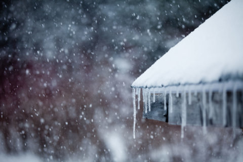 Cold front brings freezing temperatures early this week