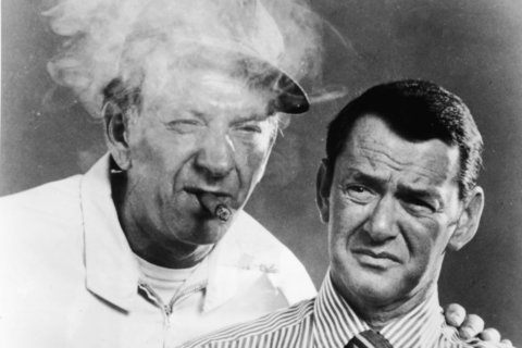 Happy 'Odd Couple' Day! Notes from a fan