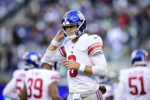 Giants should start looking to 2020 with 2-8 mark