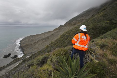 Iconic stretch of California coastal highway faces closures
