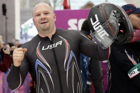 Steven Holcomb's Olympic legacy to grow, for a final time