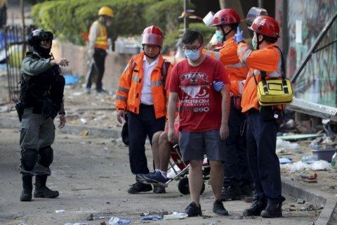 Congress adopts bills to support human rights in Hong Kong