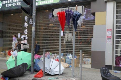 Protests in Hong Kong hurt luxury goods sales