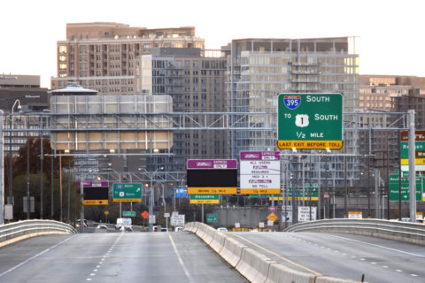 I-395 toll lane FAQ: What to know about the new Express Lanes