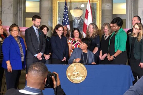New DC law greatly expands rights of sexual assault survivors