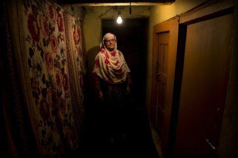 AP Photos: Kashmiri women struggle during Indian lockdown