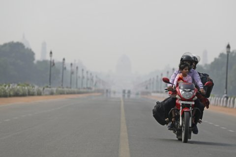 India's Parliament debates toxic air danger