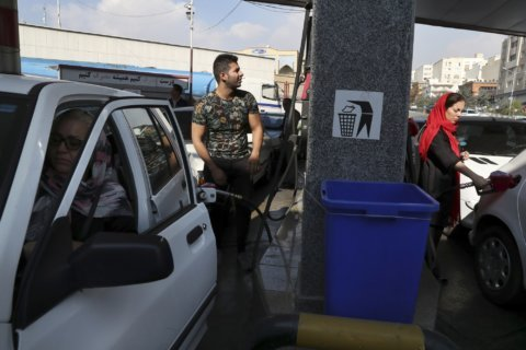Fuel rations, price hike hit Iranians amid plunging economy