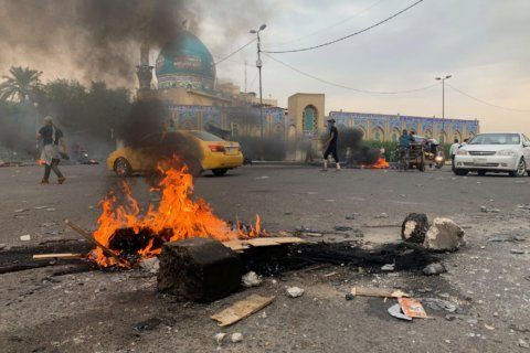Iraqi PM calls for return to normalcy amid mass protests