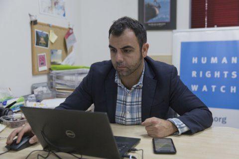 Israeli high court greenlights rights activist's expulsion