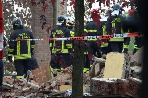 Indebted Italian man accused of triggering deadly explosion