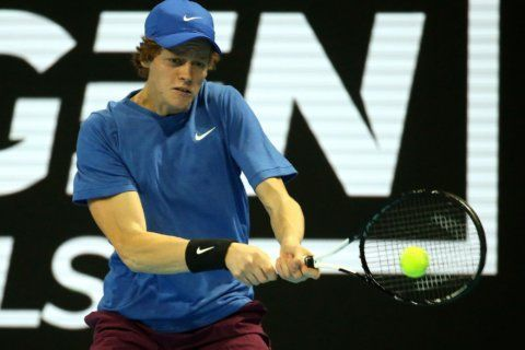 Skinner beats Ymer to reach Next Gen semifinals