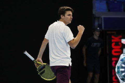 De Minaur beats Fokina at Next Gen Finals, Tiafoe loses