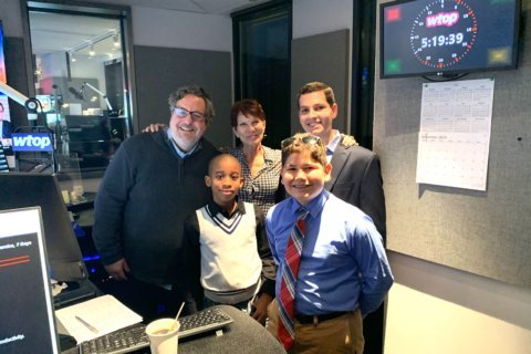 Meet this year's WTOP Junior Reporter contest winners