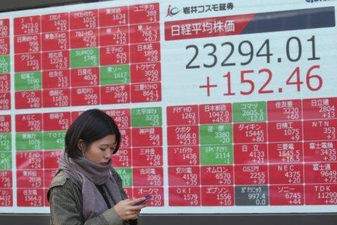Global shares surge on bullish talk on China-US trade deal