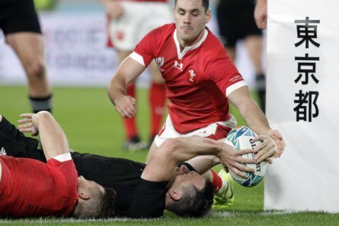 All Blacks veterans finish with bronze after win over Wales