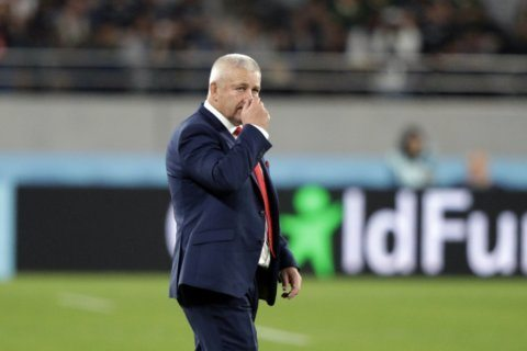 After 12 years, Gatland leaves a legacy of belief at Wales