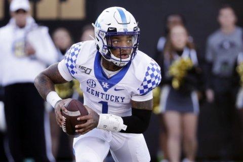 Kentucky's Lynn Bowden will enter NFL draft after Belk Bowl