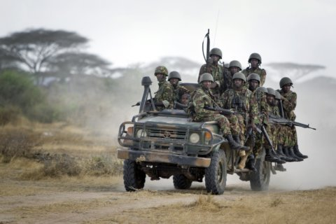 UN links Kenyan military to attacks on Somalia's top telecom