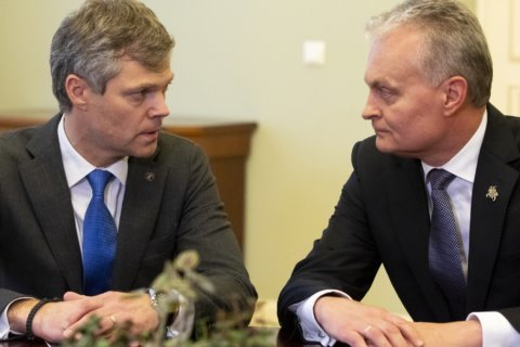 Lithuanians, Norwegian released in spy swap with Russia