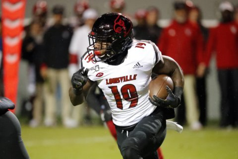 Louisville airs it out in 34-20 win over NC State