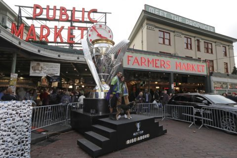 Part III: Seattle and Toronto meet for MLS title