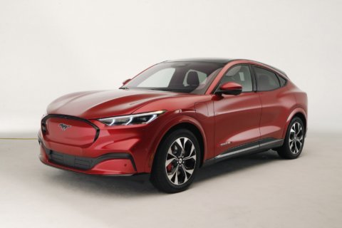 Ford Mustang SUV starts a blitz of new electric vehicles