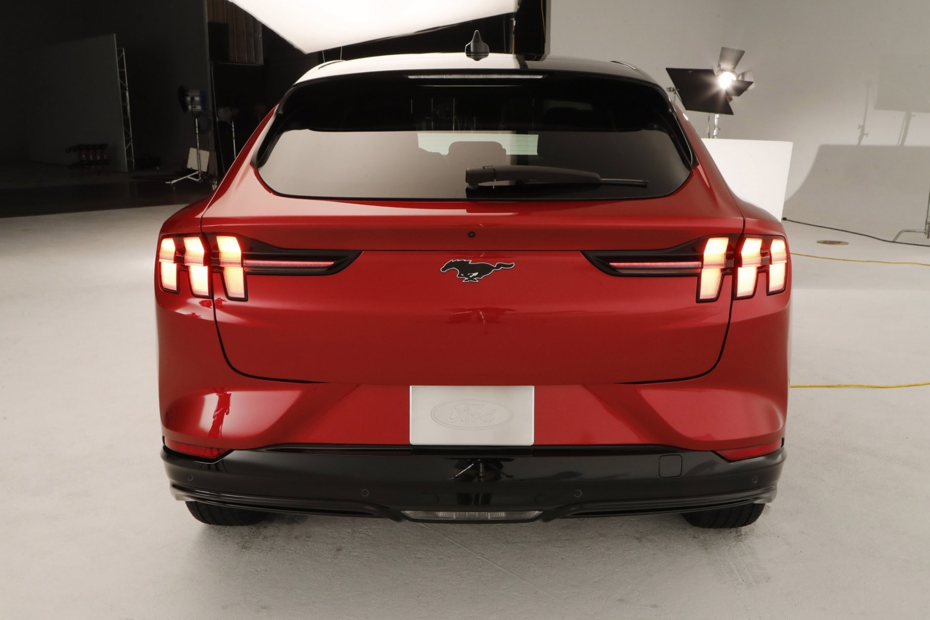 Ford Electric Car >> Ford Mustang Suv Starts A Blitz Of New Electric Vehicles Wtop