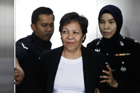 Malaysian court frees Australian woman in drug case