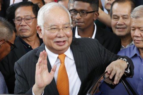 Former Malaysian PM Najib's third corruption trial opens