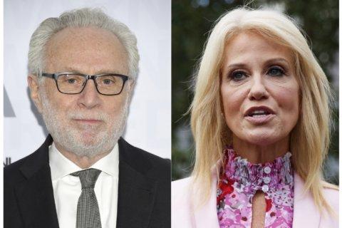 Tense TV: CNN's Blitzer asks Kellyanne Conway about husband