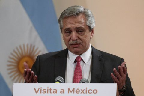 Argentine, Mexican leaders meet on trade and cooperation