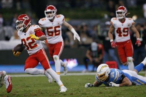NFL's wild Week 11 included Garrett, Kaepernick, Mexico