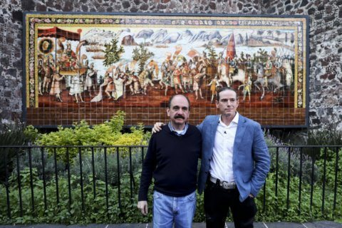 Descendants meet in Mexico on 500th anniversary of conquest