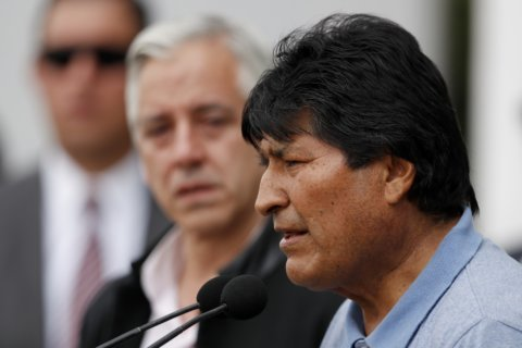 AP Explains: The extraordinary rise and fall of Evo Morales