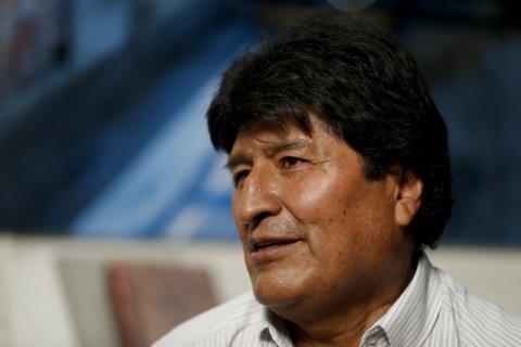 AP Interview: Evo Morales wants UN mediation in Bolivia