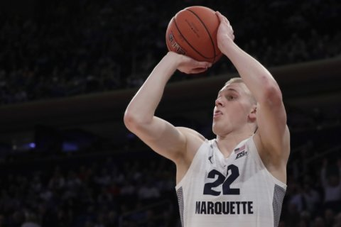 NCAA denies waiver appeal from Michigan State's Joey Hauser