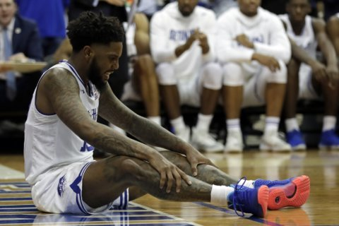 No. 12 Seton Hall placed on 3 years' probation by NCAA