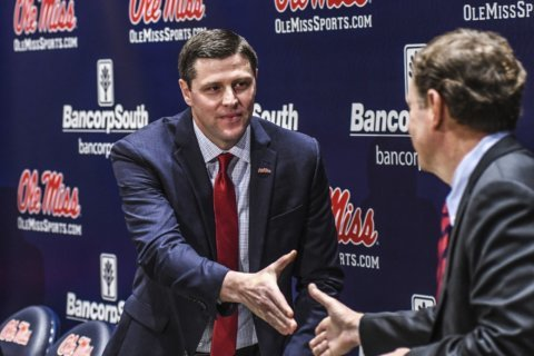 Ole Miss selects Keith Carter as its athletic director