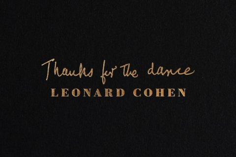 Review: Leonard Cohen's posthumous album centers on poetry